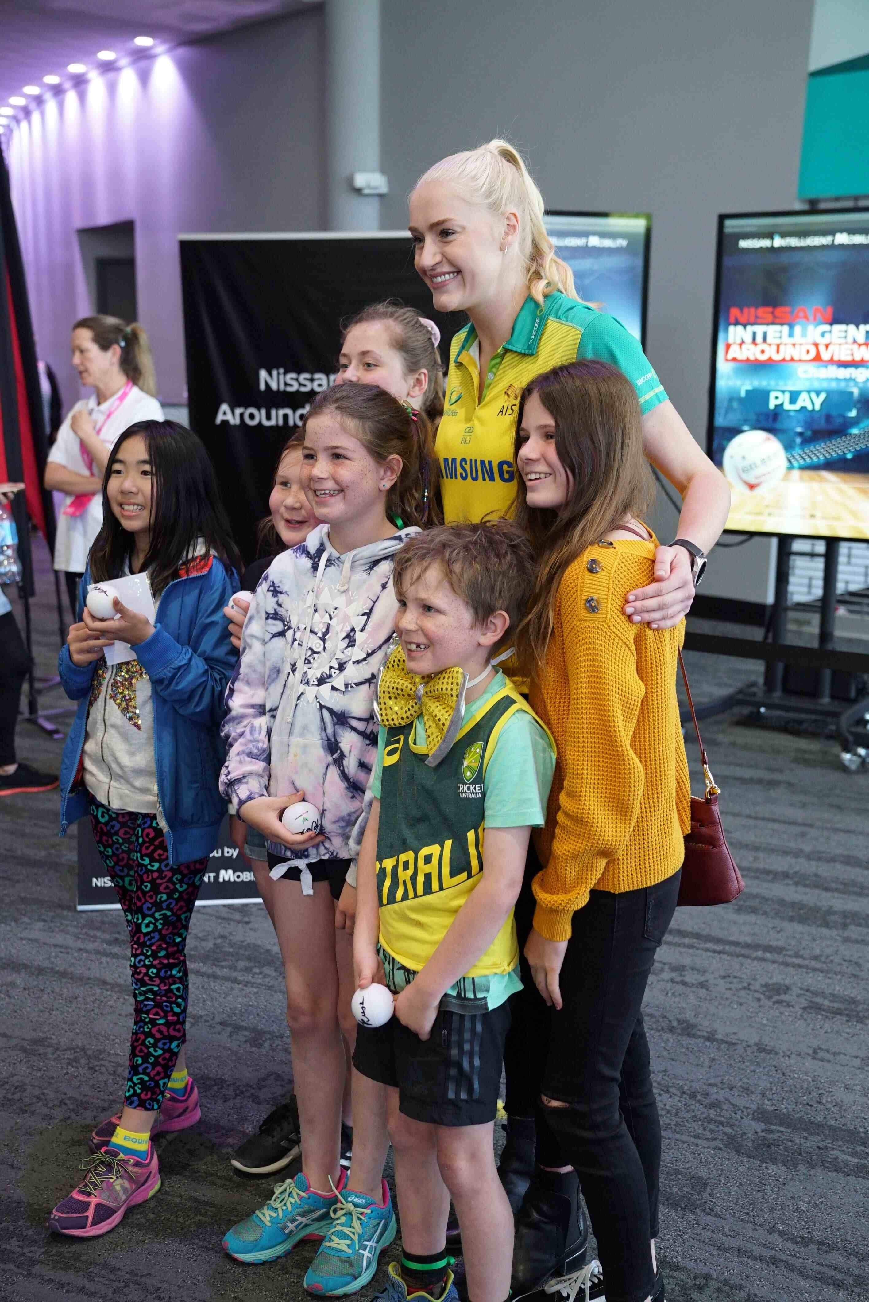Netball Competition Photo Opportunity-min