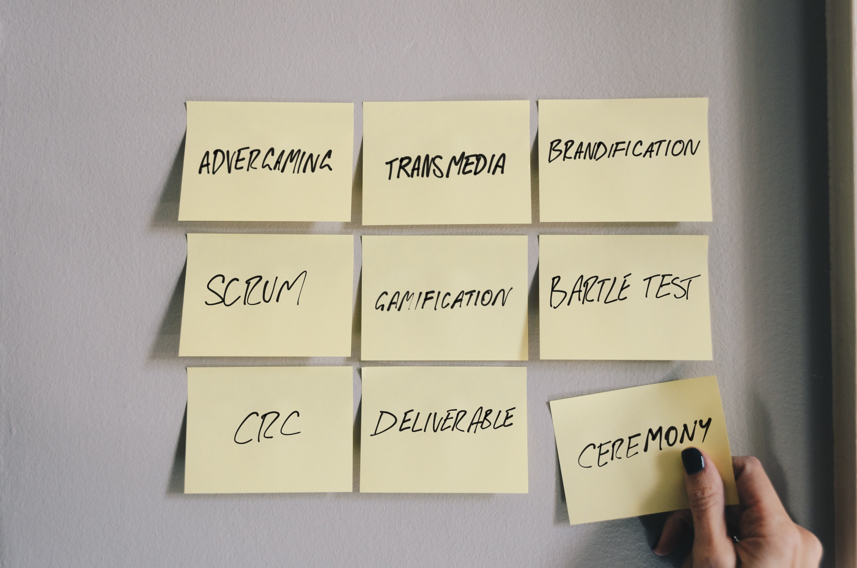 Gamification Terminology